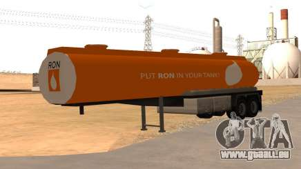 LQ Petrol Tanker RON pour GTA San Andreas