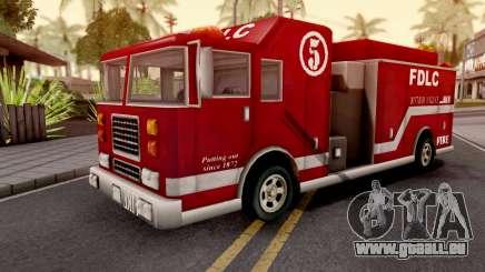 Firetruck GTA III Xbox pour GTA San Andreas
