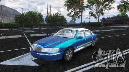Lincoln Continental 2002 v1.0 pour GTA 5