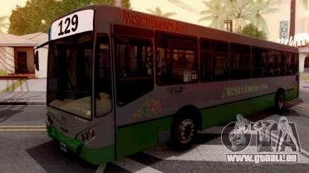 Metalpar Iguazu 1718 S-LB Linea 129 Mision Bueno für GTA San Andreas