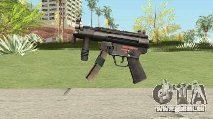MP5K (PUBG) pour GTA San Andreas