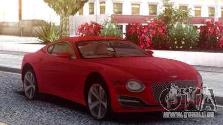 Bentley Exp 10 Speed für GTA San Andreas
