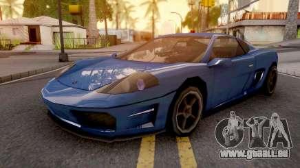 Turismo GTA IV pour GTA San Andreas