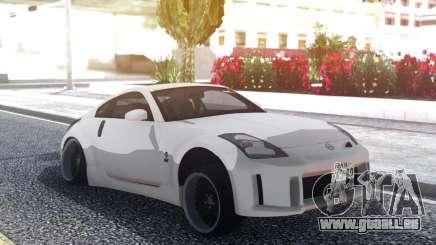 Nissan 350z Street Japan pour GTA San Andreas