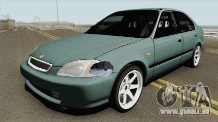 Honda Civic 1998 Edit pour GTA San Andreas