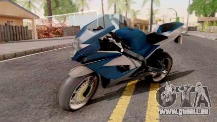 Suzuki GSX R1000 pour GTA San Andreas