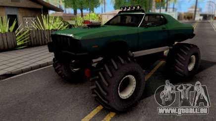 Ford Gran Torino Monster Truck 1975 pour GTA San Andreas