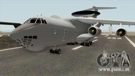 Phalcon AWACS Indian Air Force pour GTA San Andreas