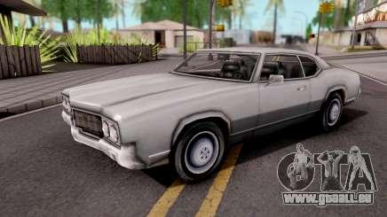 Sabre GTA VC Xbox pour GTA San Andreas