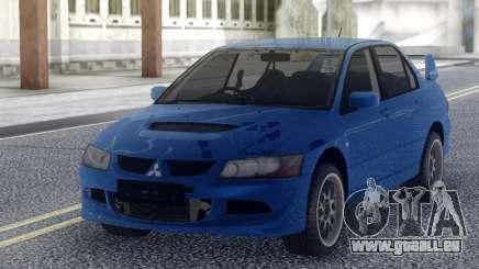 Mitsubishi Lancer Evolution VIII Classic für GTA San Andreas