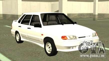 2115 Drain-Weiß für GTA San Andreas
