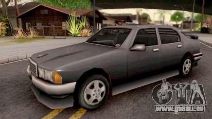 Mafia Sentinel from GTA 3 für GTA San Andreas