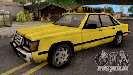 Taxi from GTA VC pour GTA San Andreas