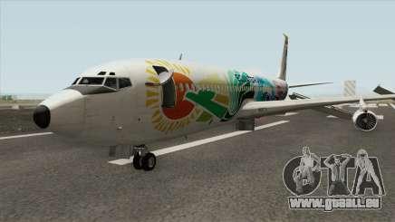 Boeing 707-300 ADV (Ecuatoriana De Aviacion) pour GTA San Andreas