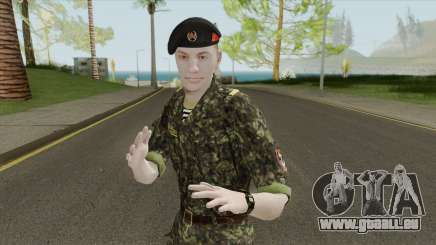 Marine Of The Russian Federation pour GTA San Andreas