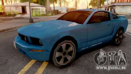 Ford Mustang GT 2008 pour GTA San Andreas