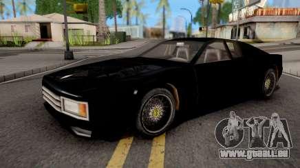 VCPD Cheetah GTA VC Xbox pour GTA San Andreas