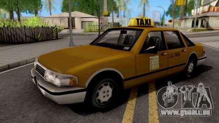Taxi GTA III Xbox pour GTA San Andreas