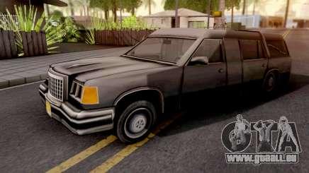 Romero Hearse GTA VC Xbox für GTA San Andreas