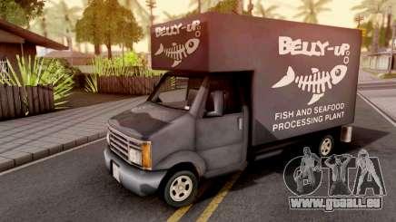 Triad Fish Van GTA III Xbox pour GTA San Andreas