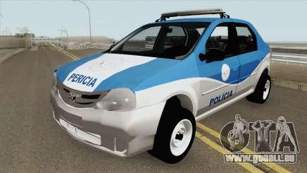 Toyota Etios 2013 DPT PCBA pour GTA San Andreas