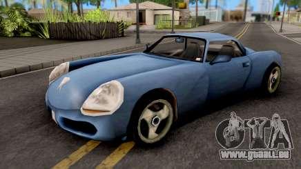 Stinger GTA III Xbox pour GTA San Andreas