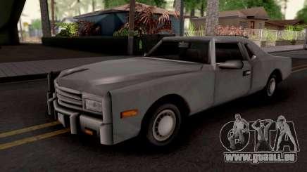 Esperanto GTA III Xbox pour GTA San Andreas