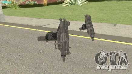 Micro Uzi (PUBG) pour GTA San Andreas