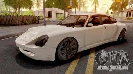 GTA IV Pfister Alterego pour GTA San Andreas