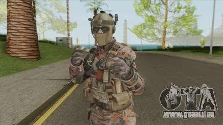 Merc V1 (Call of Duty: Black Ops II) pour GTA San Andreas