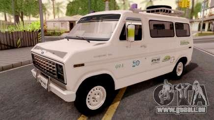 Ford E-150 Colombiana für GTA San Andreas