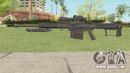 COD:OL Barrett M82 pour GTA San Andreas