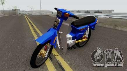 Suzuki RC80 pour GTA San Andreas