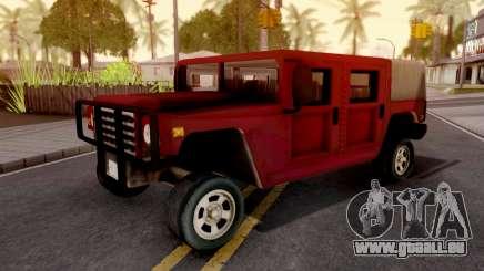 Patriot GTA III Xbox pour GTA San Andreas