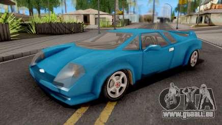 Infernus GTA VC Xbox für GTA San Andreas