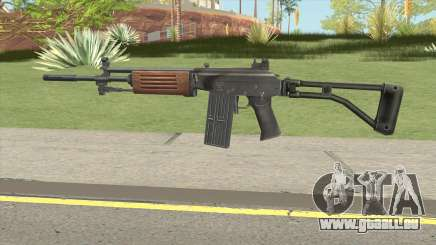 Galil 308 Assault Rifle pour GTA San Andreas
