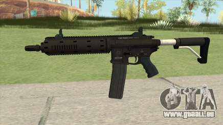 Vom Feuer Carbine Rifle GTA V (Extended Clip) für GTA San Andreas