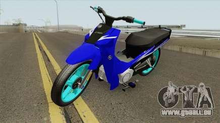 Yamaha New Crypton Stunt pour GTA San Andreas