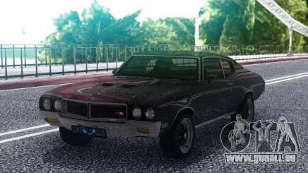 Buick GSX 1970 Classic pour GTA San Andreas