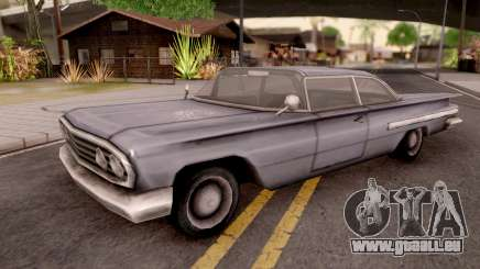 Voodoo from GTA VC pour GTA San Andreas
