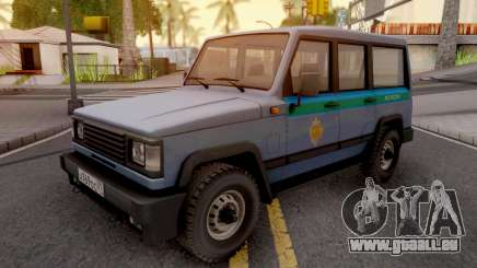 UAZ-3170 FSB pour GTA San Andreas