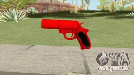 Flare Gun (PUBG) für GTA San Andreas