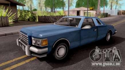 Idaho GTA III Xbox pour GTA San Andreas