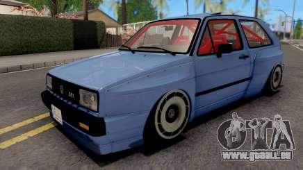 Volkswagen Golf Mk2 GTI 1984 Rocket Bunny pour GTA San Andreas