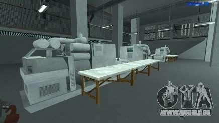 Neue Fabrik (Version 1) für GTA San Andreas