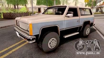 Rancher GTA VC Xbox pour GTA San Andreas