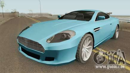Aston Martin DB9 (SA Style) für GTA San Andreas