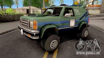 Sandking GTA VC Xbox pour GTA San Andreas