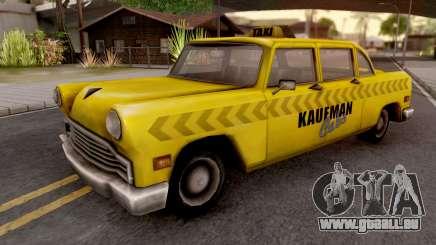 Kaufman Cab from GTA VC pour GTA San Andreas