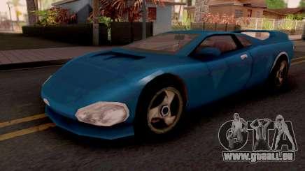 Infernus GTA III Xbox pour GTA San Andreas